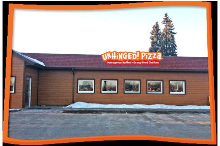 Unhinged Pizza  |  Glencoe